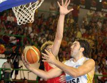 Básquet: Argentina volvió a perder, esta vez España le ganó por más de 20 tantos