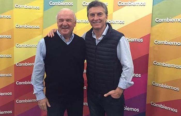 Fernando Niembro era el primer candidato a diputado nacional por el sector de Mauricio Macri.