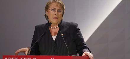 Bachelet recorta el gran poder de las FFAA, otra herencia de Pinochet