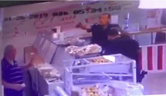 Cayó un sargento de la policía que asaltó una panadería en La Plata