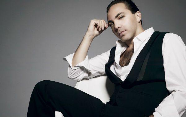 Metálico. El mexicano dijo que tocará la guitarra eléctrica y que al frente del disco estará el productor de Tool.