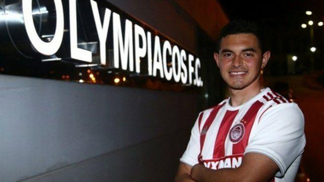 Maxi Lovera(Olympiacos): Para salir hay que pedir permiso