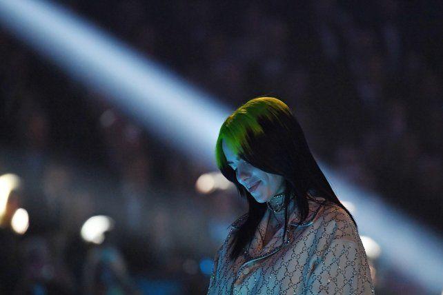 Eilish conquistó a millones de fans y también a los críticos.