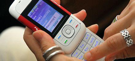 Los mensajes de texto revelan otra forma de adicción a la internet