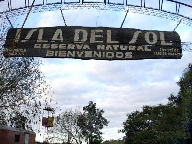 Una isla de Villa Constitución se suma a la red de Faros de Conservación
