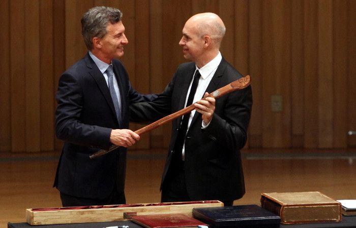 Macri y su sucesor