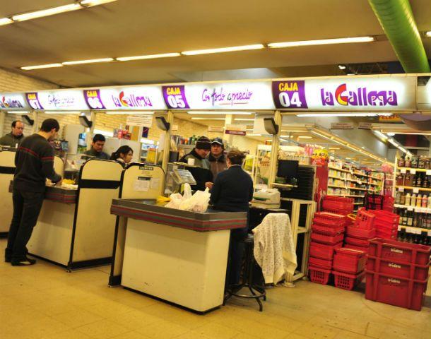 El supermercado local no se había sumado a la campaña impulsada por el gobierno nacional.