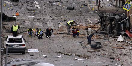 ETA sacudió la Semana Santa con un coche bomba en el norte de España