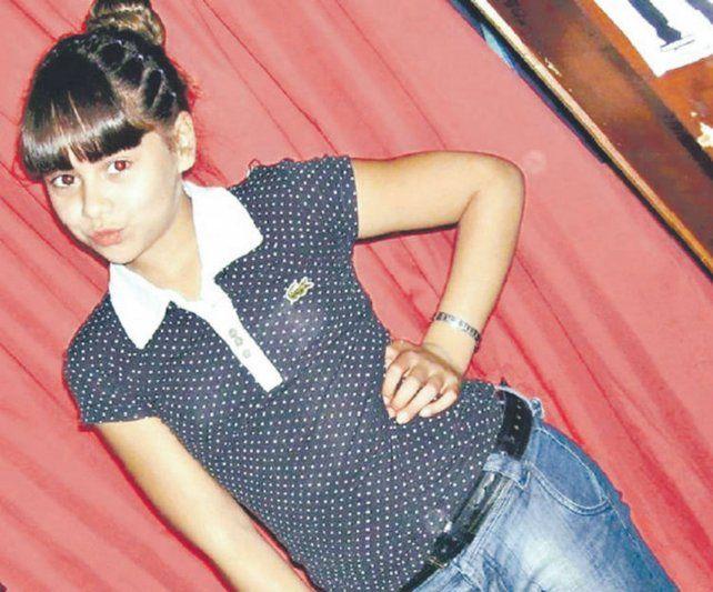 La pequeña Candela Rodríguez fue asesinada en 2011 en la localidad bonaerense de Villa Tesei.