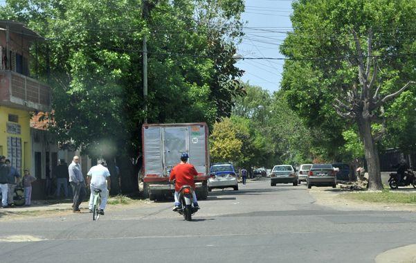 Zona sur. Piedrabuena fue atacado en la calle