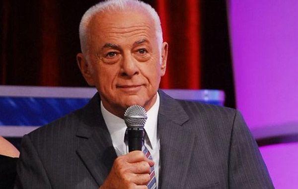 Sofovich se descompensó tras la grabación del programa Los 8 escalones.