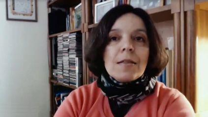 La economista Iris Speroni es especialista en finanzas agropecuarias.