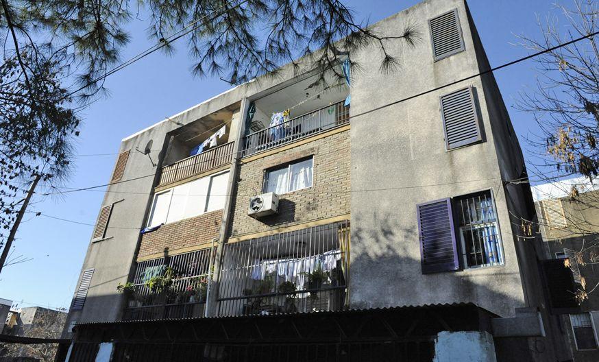 El lugar. Osvaldo Negui Mallia vivía en Ghiraldo 2400