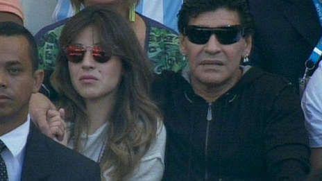 Dalma Maradona contó detalles del escándalo con la familia del Kun Agüero