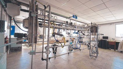 El centro se inauguró en octubre y demandó una inversión superior a los 20 millones de pesos.