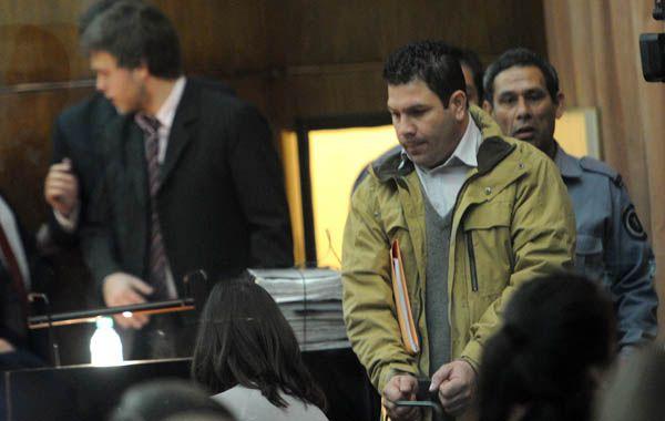 Cristian Favale está procesado y detenido como supuesto autor de los disparos que dieron muerte a Mariano Ferreyra.