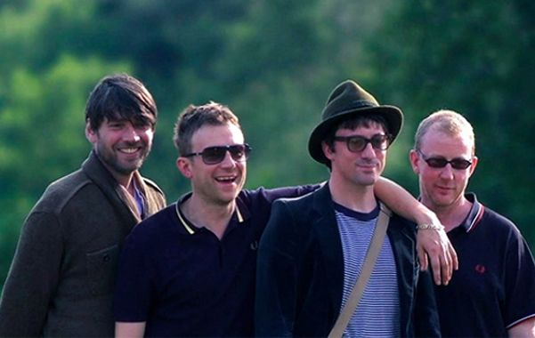 Enemigos de Oasis. Los Blur: Albarn