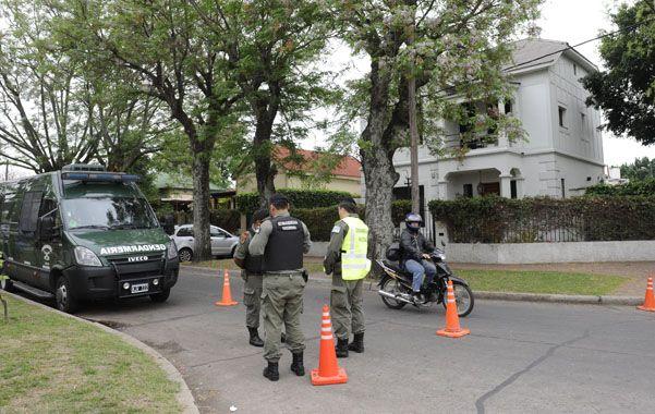 El atentado a la casa del gobernador Antonio Bonfatti ocurrió el 11 de octubre del año pasado.