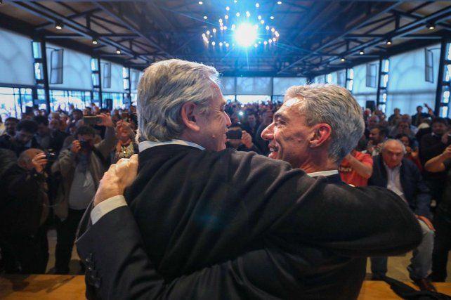 El presidente Alberto Fernández recordó al ministro de Transporte Mario Meoni