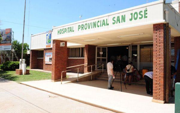 Más casos. El hospital San José mandó seis muestras de pacientes los últimos días y recibió dos confirmaciones.