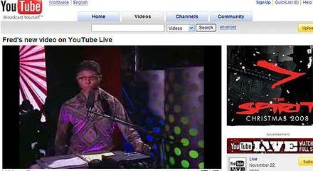 Se expande la pantalla de YouTube: adoptó para sus videos el formato panorámico