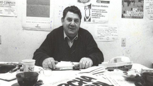 Héctor «el Colorado» Quagliaro