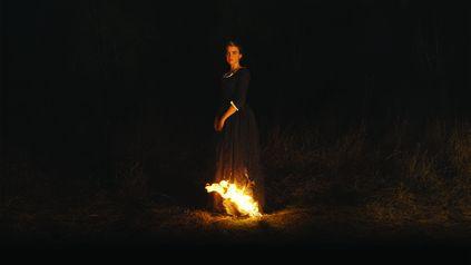Cine/Crítica de Retrato de una mujer en llamas: El amor verdadero no se puede dibujar