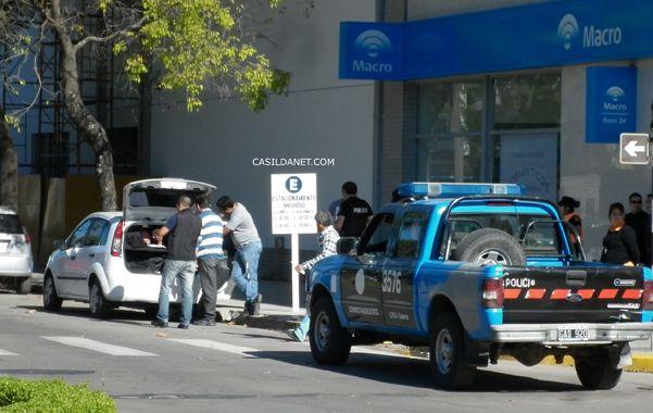 """""""Mudanza del delito"""". Los casildense y la policía están alerta."""