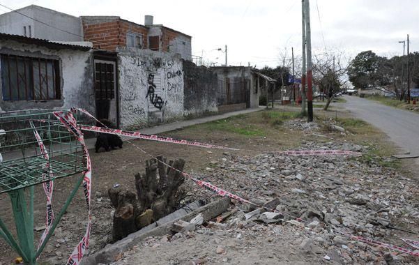 En el oeste. Luciano Valenzuela fue asesinado en Magallanes y el pasaje Catedral