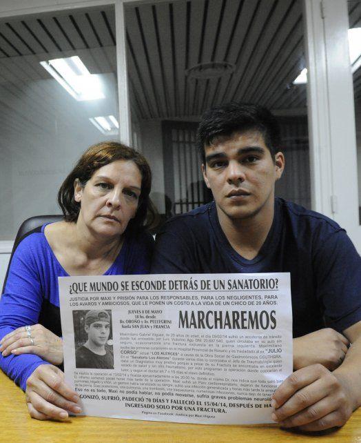 Justicia. María Alejandra