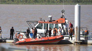 El cadáver de Carlos Bocacha Orellano apareció en el río Paraná el 26 de febrero de 2020