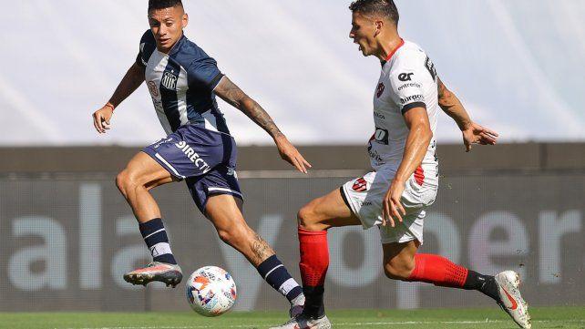 Talleres derrotó a Patronato en Córdoba en la continuidad de la Copa de Liga