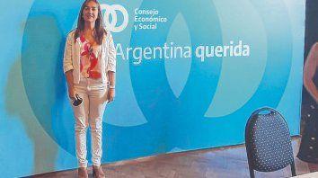 Edith Encinas hoy ocupa lugares estratégicos en representación del sector cooperativo.