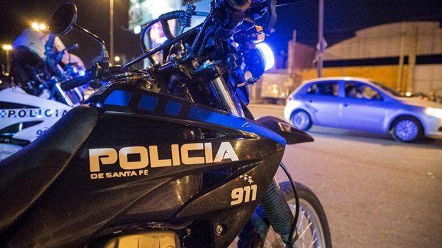 Efectivos de la Brigada Motorizada actuaron en primera instancia en el caso.