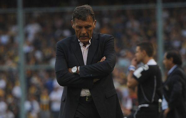 Russo: El mérito del equipo es nunca darse por vencido ni bajar los brazos