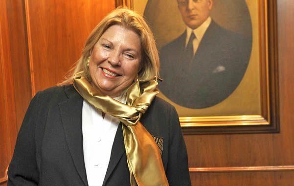Carrió nació el 26 de diciembre de 1956. Es abogada y fundadora de la Coalición Cívica-ARI