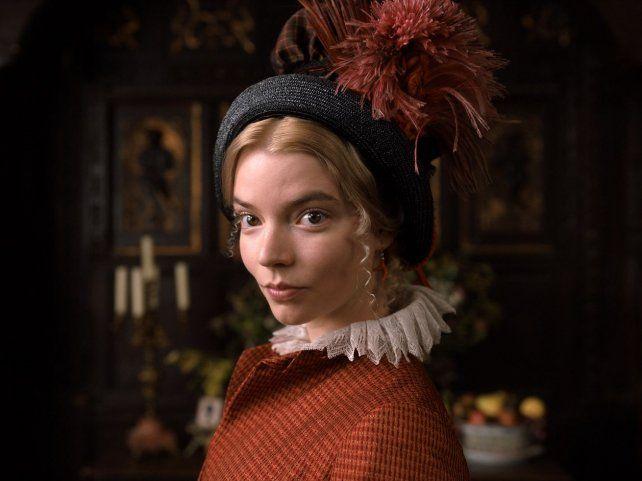 La estrella de 24 años se convierte en Emma Woodhouse en una comedia de época.