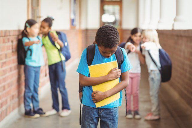 Bullying. Escuelas y clubes son ámbitos donde se suelen registrar esas acciones.