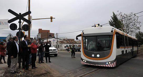 El servicio realiza por el momento un recorrido de cuatro kilómetros en unos 15 minutos.