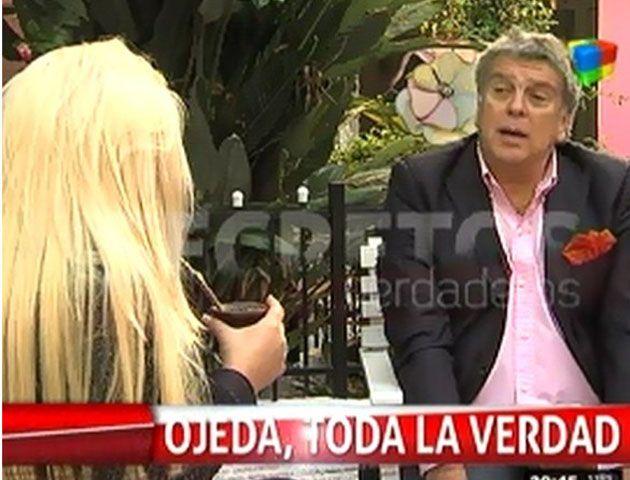 Verónica Ojeda contó cuando Lucía Galán vivió con Maradona