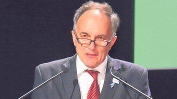 recambio. Pasada la pandemia, Alejandro Petek dejará de ser presidente de Aapresid.