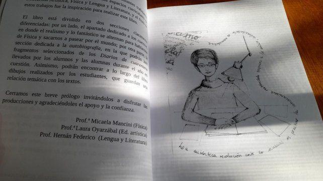 La obra colectiva ofrece textos e ilustraciones que expresan el sentir de los chicos y las chicas frente al aislamiento.