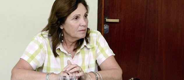 La intendenta Mónica Tomei habló de los últimos robos.