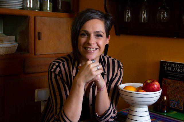 Dahiana Belfiori es escritora