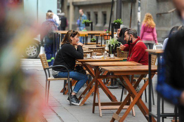 Los bares ya instalados podrán negociar reducciones impositivas municipales a cambio de realizar mejoras en sus fachadas.