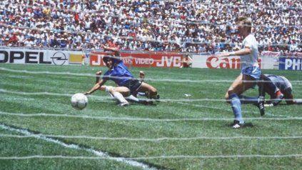 Este martes, los argentinos volverán a gritar el gol del siglo