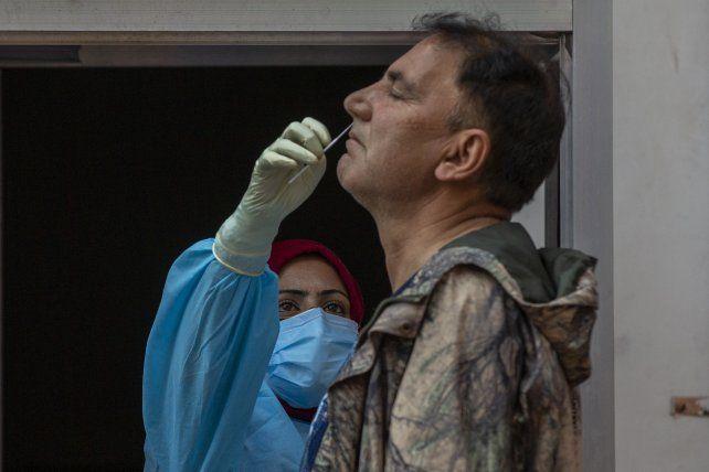Coronavirus: informaron 35.543 mil nuevos casos en Argentina, las cifras más altas desde que empezó la pandemia