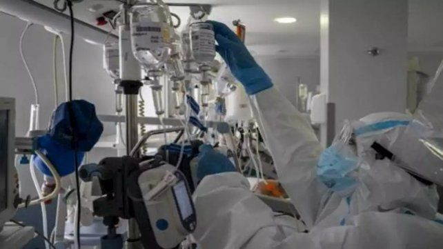 La ocupación de camas de cuidados intesivos en Buenos Aires es del 65