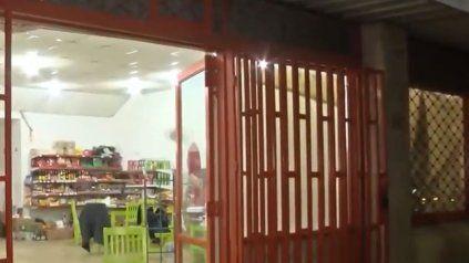 En una balacera a una distribuidora frente a la terminal hirieron a un nene de ocho años