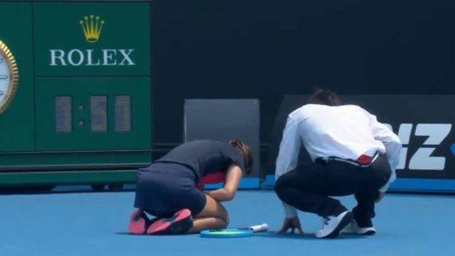 Los incendios también afectan a los tenistas del Abierto de Australia